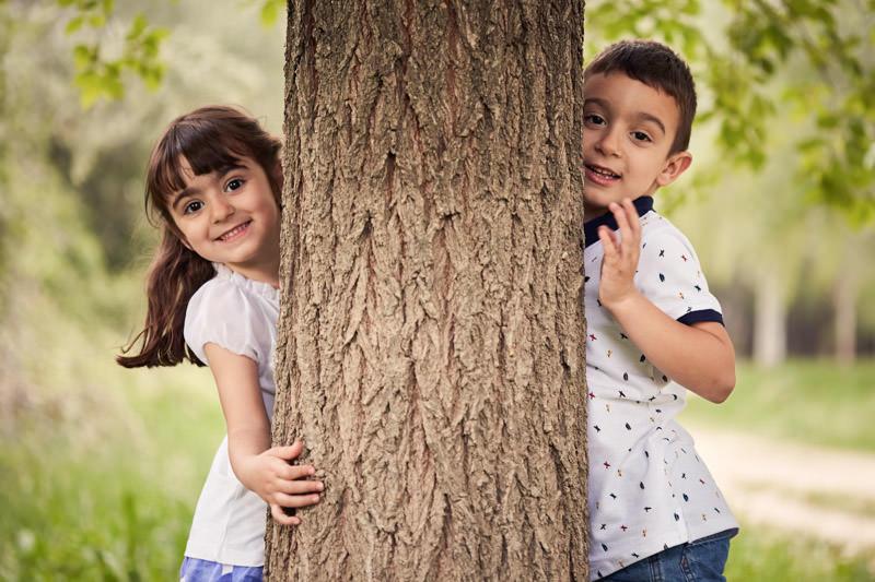 fotografia niños zaragoza