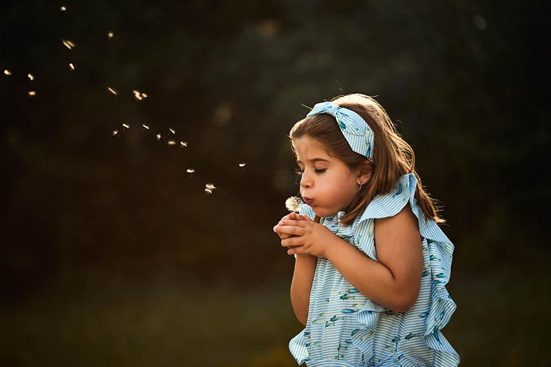 fotos infantiles de niños en Zaragoza