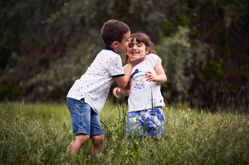 sesiones fotograficas infantiles en zaragoza