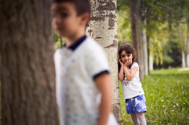 sesiones fotograficas para niños en zaragoza
