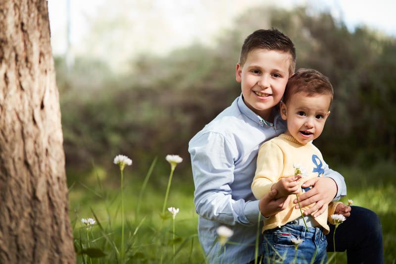 sesiones infantiles fotograficas en Zaragoza