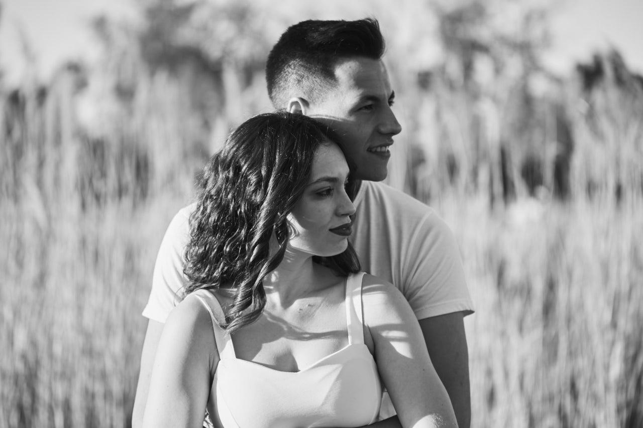sesionde fotos bonita para parejas