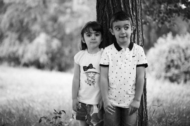 fotografia de niños en Zaragoza