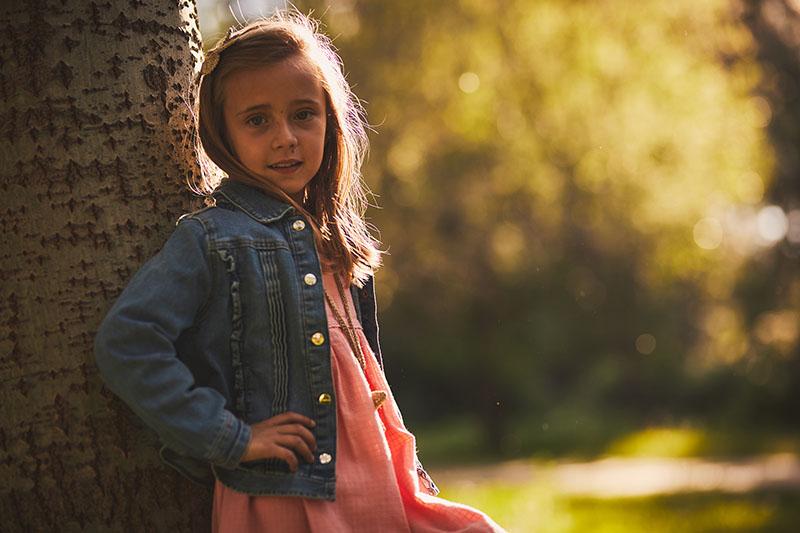 fotografia divertida para niños en Zaragoza