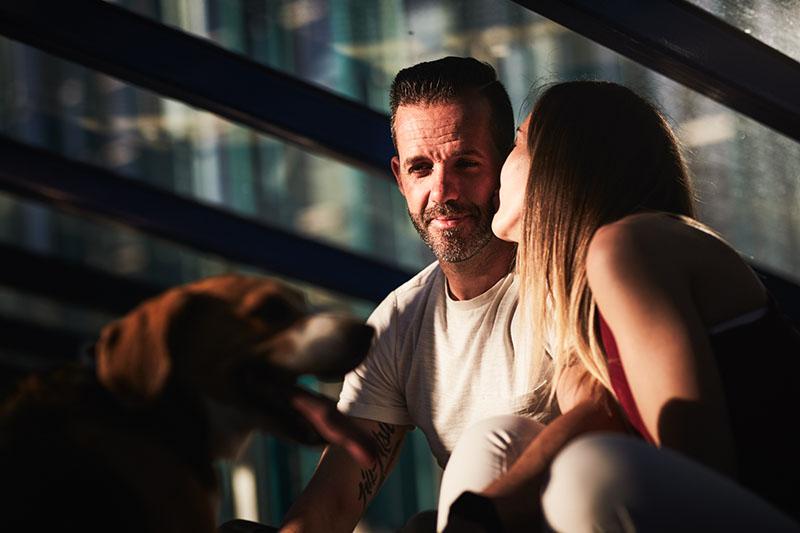 fotos de pareja en Zaragoza