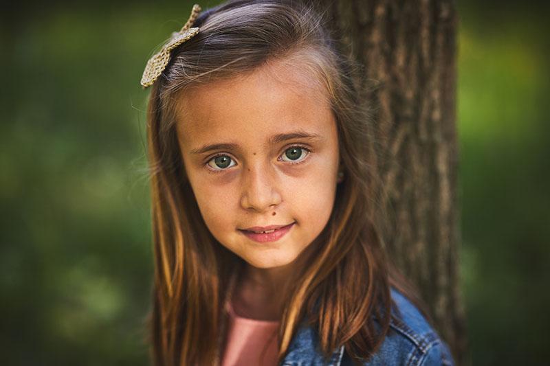 sesiones de fotos infantiles en Zaragoza