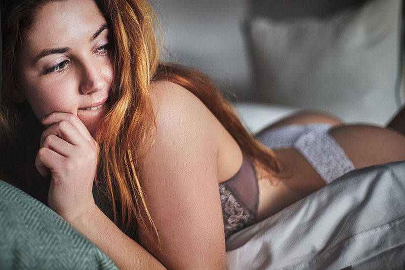 fotos lenceria boudoir